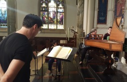 recit rehearsal